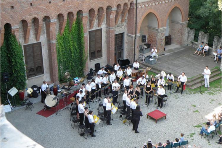 La Società Filarmonica di Occhieppo Inferiore (foto: www.filarmonicaocchieppo.it)