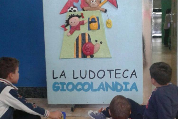 Bambini in Ludoteca
