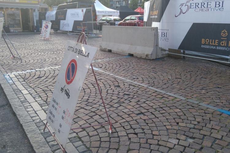 BollediMalto quest'anno è in piazza Martiri della Libertà