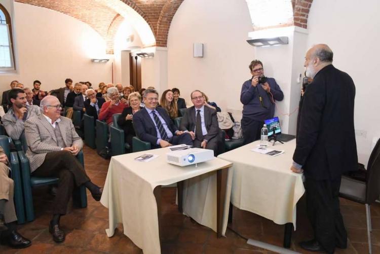 La presentazione della candidatura di Biella a Pollenzo
