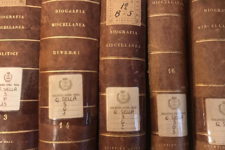 Miscellanea Q. Sella