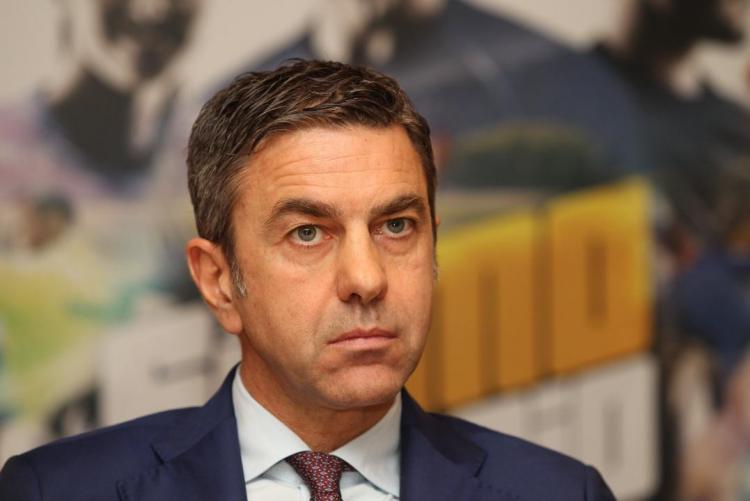 Alessandro Costacurta, ospite sabato 7 aprile a Biella