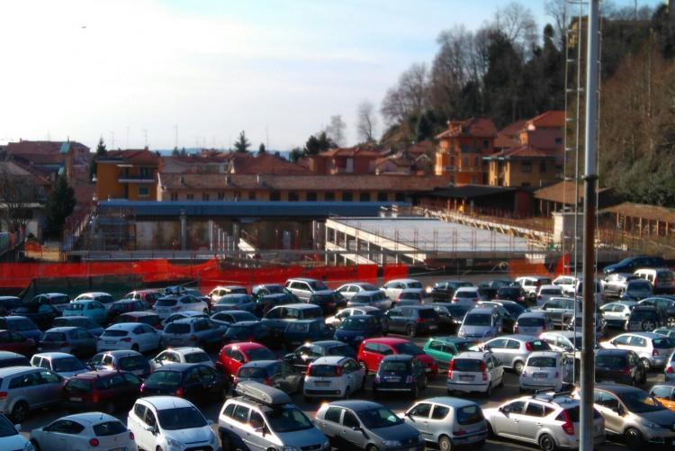 Cantiere parcheggio ex Boglietti