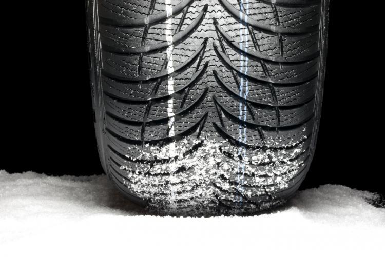 Le prescrizioni sulle gomme da neve valgono dal 15 novembre