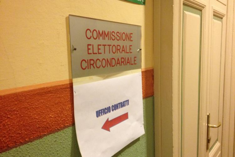 E' possibile iscriversi all'albo dei presidenti di seggio