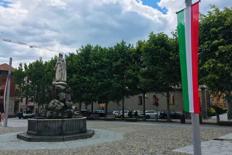 Piazza Duomo ospiterà le celebrazioni del 2 giugno