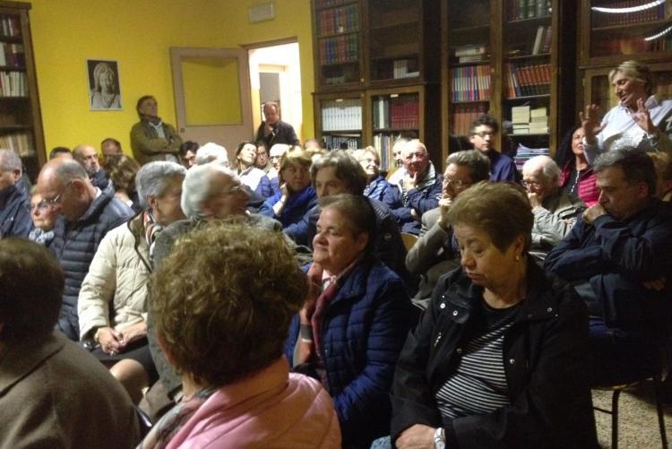 I cittadini alla giunta nei quartieri in Riva