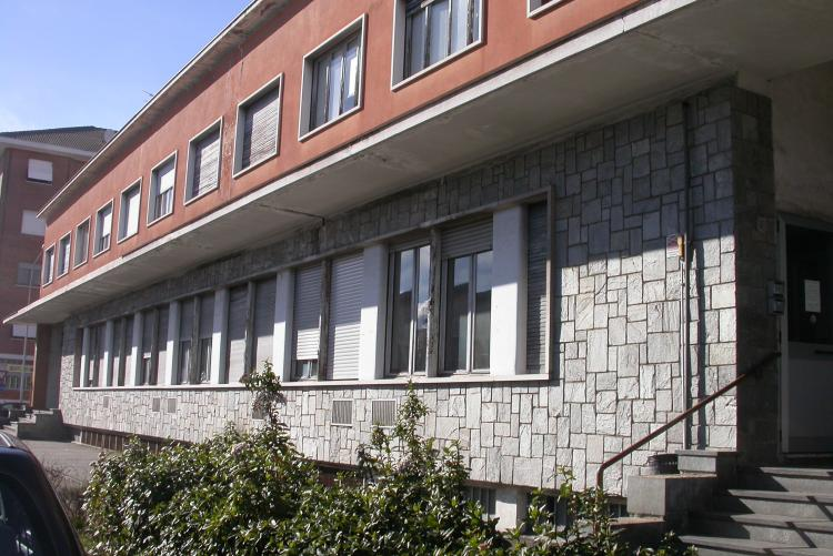 L'ex sede Atap di viale Macallé