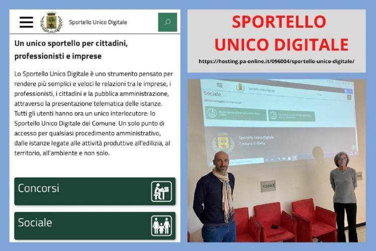 Presentazione Sportello Unico Digitale