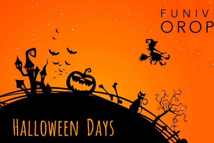 Il logo degli Halloween Days