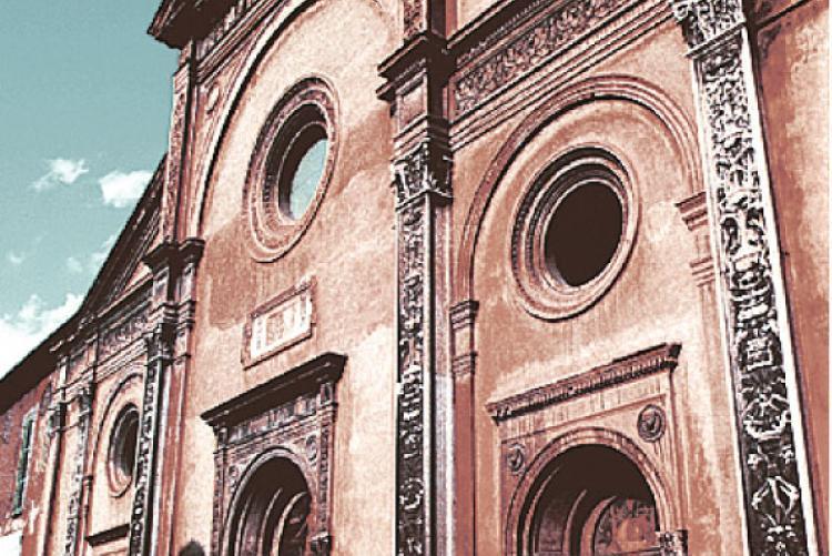 Chiesa e Chiostro di San Sebastiano (1500)
