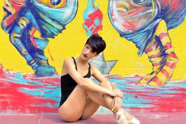 La danza protagonista di Musica e arte in centro (Foto: Facebook/Fabrika Biella)
