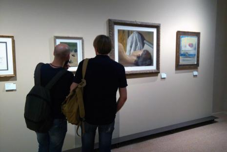 La sezione storico-artistica del Museo del Territorio
