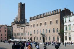 Palazzo Bonacolsi a Mantova