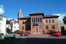 La Palazzina Piacenza di piazza La Marmora