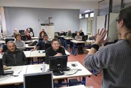 La prima lezione dei corsi di #Biellainclude a Cossato