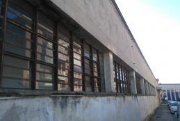 L'ex sede Atap dove sorgerà la nuova scuola