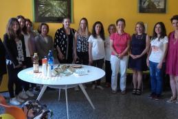 Il gruppo dei tutor volontari di Facciamo scuola insieme