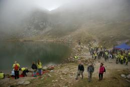 Il lago ai Mucrone Days 2015 (foto Carlo Gabasio)