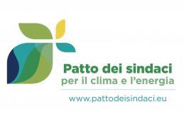 Il logo del Patto dei Sindaci