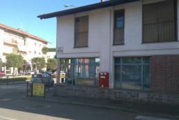 L'ufficio postale Biella 3 di Chiavazza