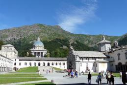 Il Santuario di Oropa