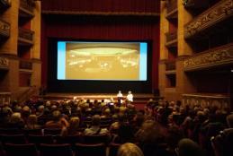 La presentazione della stagione al teatro Sociale Villani
