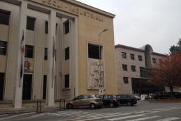 La sede dell'Unione Industriale in via Torino