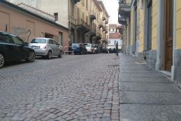 In via Galliari sarà rifatta la cubettatura