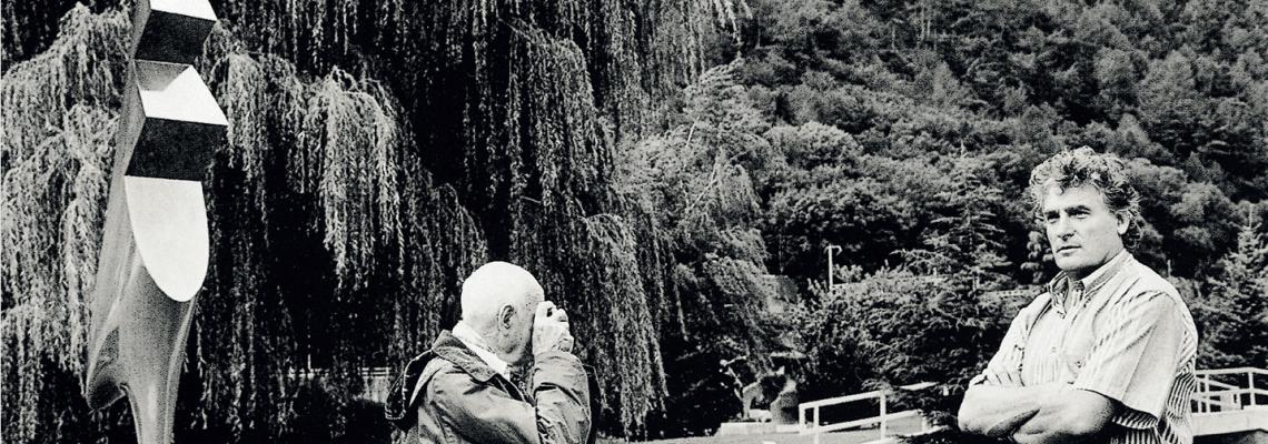Foto locandina mostra Cartier-Bresson
