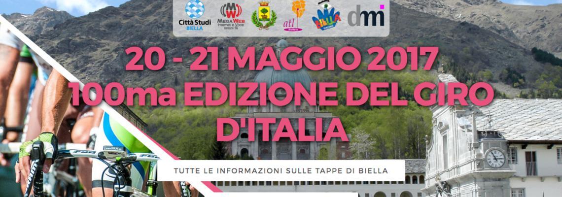 La homepage del sito www.giroabiella.it
