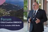 Il sindaco Claudio Corradino